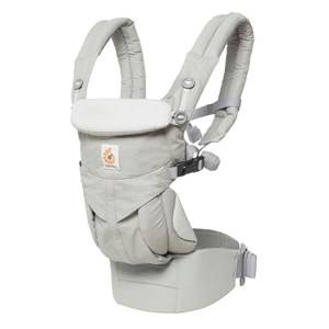Ergobaby Unisex Norway Assort Carriers and slings Grey Omni 360 Baby Carrier All-In-One Grey