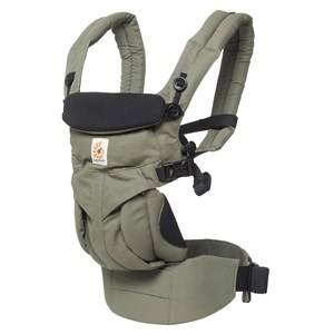 Ergobaby Unisex Norway Assort Carriers and slings Green Omni 360 Baby Carrier All-In-One Khaki Green