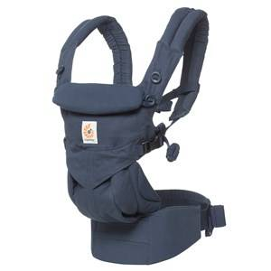 Ergobaby Unisex Norway Assort Carriers and slings Blue Omni 360 Baby Carrier All-In-One Midnight Blue