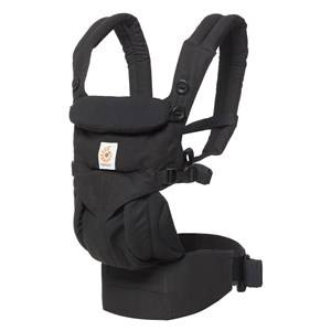 Ergobaby Unisex Norway Assort Carriers and slings Black Omni 360 Baby Carrier All-In-One Pure Black