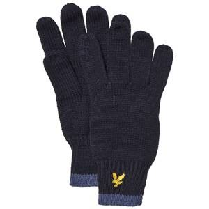 Scott Lyle & Scott Boys Gloves and mittens Navy Navy Knitted Gloves