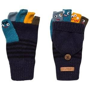 Barts Boys Gloves and mittens Navy Navy Puppet Bum Gloves