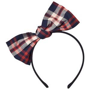 Jessie & James Girls Hair accessories Red Red Origami Big Bow Headband