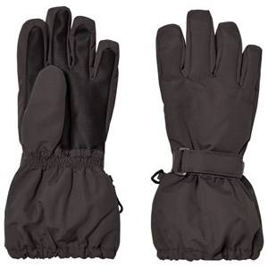 Wheat Unisex Gloves and mittens Black Technical Gloves Charcoal