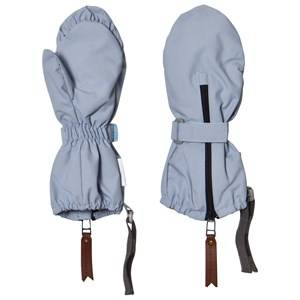 Mini A Ture Unisex Gloves and mittens Blue Cesar M Mittens Blue Fog