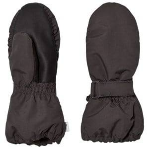 Wheat Unisex Gloves and mittens Black Technical Mittens Charcoal
