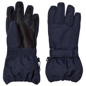 Wheat Unisex Gloves and mittens Navy Technical Gloves Navy