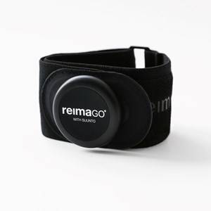 Reima Unisex Electrical gaming and hardware Black Reimago® Sensor + Arm Strap Black
