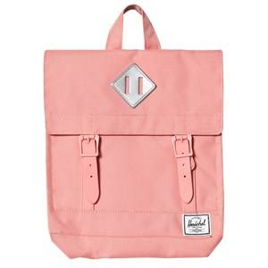 Herschel Unisex Bags Red Survey Backpack Strawberry Ice