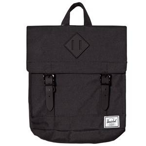 Herschel Unisex Bags Black Survey Backpack Black