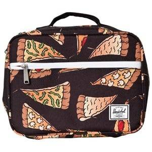 Herschel Unisex Bags Black Pop Quiz Lunch Box Black Pizza