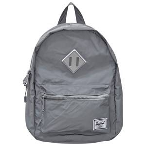 Herschel Unisex Bags Silver Heritage Kids Backpack Reflective Silver