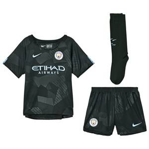 Manchester City FC Unisex Sporting replica Green Manchester City FC Kids Third Kit