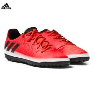adidas Performance Boys Sport footwear Red Red Messi 16.3 Turf Football Boots