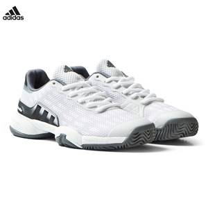 adidas Performance Boys Sport footwear White Barricade Tennis Shoes 2016 White