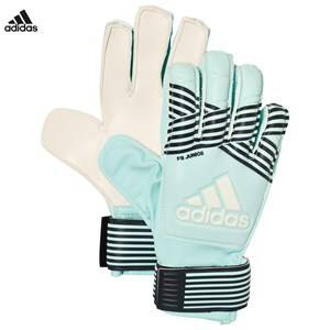 adidas Performance Boys Gloves and mittens Blue Ace Fingersave Goal Keeper  Gloves