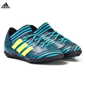 adidas Performance Boys Sport footwear Navy Navy Nemeziz Tango 17.3 Turf Junior Football Boots