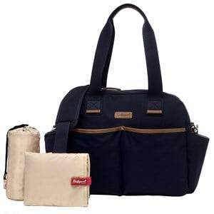 Babymel Girls Bags Blue Jesse Changing Bag Navy