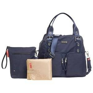 Storksak Girls Changing and travel bags Blue Alexa Changing Bag Navy