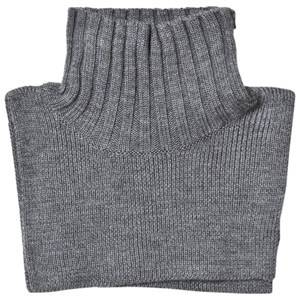 FUB Unisex Scarves Grey Neck Warmer Grey