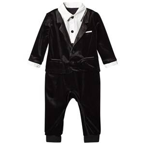 The Tiny Universe Boys Suits and tailoring Black Ultimate Tuxedo Black & White