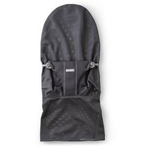 Babybjörn Unisex Norway Assort Bouncers and swings Grey Fabric Seat for Bouncer Bliss Anthracite Mesh