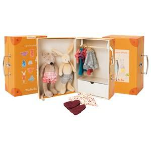 Moulin Roty Unisex Figurines and playsets Orange The Little Wardrobe