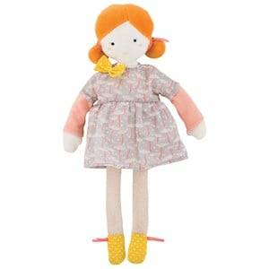 Moulin Roty Unisex Soft toys Grey Mademoiselle Blanche Doll