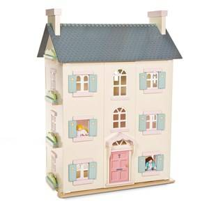 Le Toy Van Unisex Dolls and doll houses Pink Cherry Tree Hall Dolls House