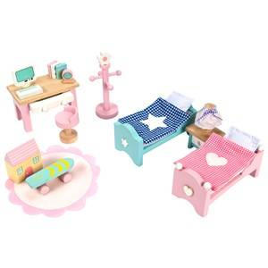 Le Toy Van Unisex Dolls and doll houses Pink Daisylane Children