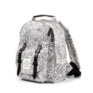 Elodie Details Unisex Bags White Back Pack Mini - Dots of Fauna