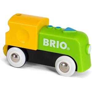 Brio Unisex Vehicles Multi MyFirst Railway, Batteridrivet Lok