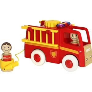 Brio Unisex Vehicles Multi Light & Sound Firetruck
