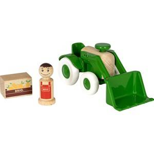 Brio Unisex Vehicles Multi Tractor with Loader