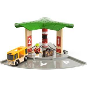 Brio Unisex Vehicles Multi Bus and Train Station