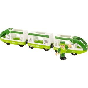 Brio Unisex Vehicles Green Green Travel Train
