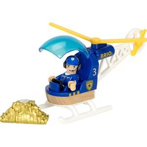 Brio Unisex Vehicles Multi Police Helicopter