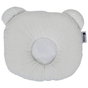 Candide Unisex Bedding White P'tit Panda Pillow White