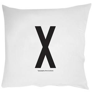 Design Letters Unisex Bedding White Pillowcase X 60 x 50 cm