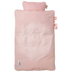 Done by Deer Unisex Baby Gear Bedding Pink Candyfloss Junior Bedlinen Powder