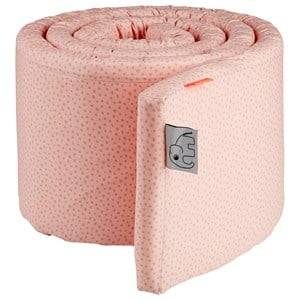 Done by Deer Unisex Bedding Pink Happy Dots Bumper Powder