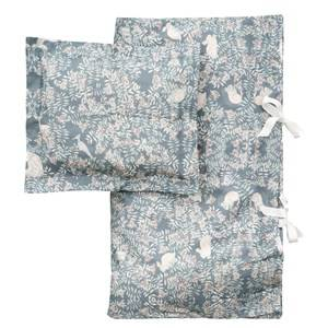 garbo&friends; Unisex Bedding Multi Fauna Toddler Bed Set