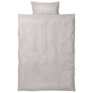 ferm LIVING Unisex Bedding White Hush Bedding - Milkyway Cream Baby Set