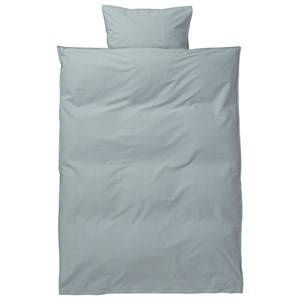 ferm LIVING Unisex Bedding Blue Hush Bedding - Dusty Blue Baby Set