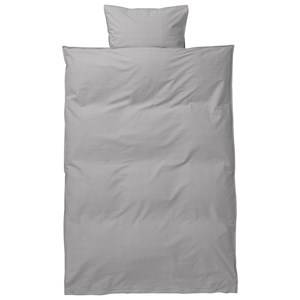 ferm LIVING Unisex Bedding Grey Hush Bedding - Grey Junior Set