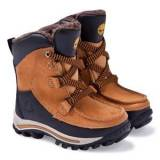 Timberland Unisex Boots Brown Rime Ridge Boots Wheat