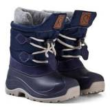 Reima Boys Boots Navy Loimu Winter Boots Navy