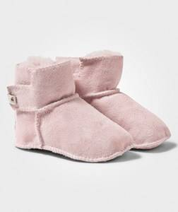 Shepherd Girls Childrens Shoes Boots Pink Borås Slippers Pink