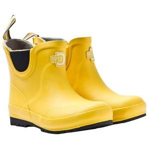 Didriksons Unisex Childrens Shoes Boots Yellow Cullen Kid