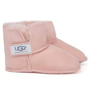 UGG Unisex Childrens Shoes Boots Pink Erin Baby Pink